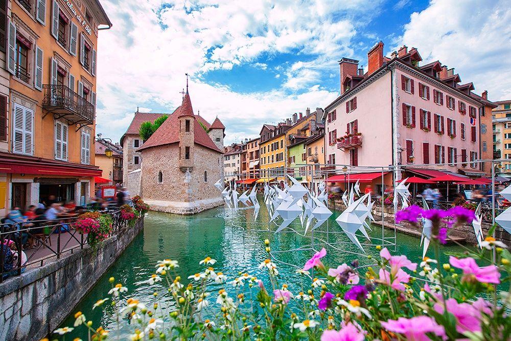 Evolution des prix de l'immobilier à Annecy